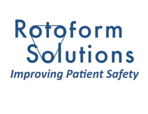 Rotoform Improving Patient Safety