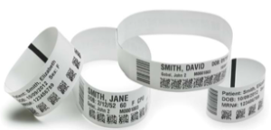 Thermal Printed Wristbands